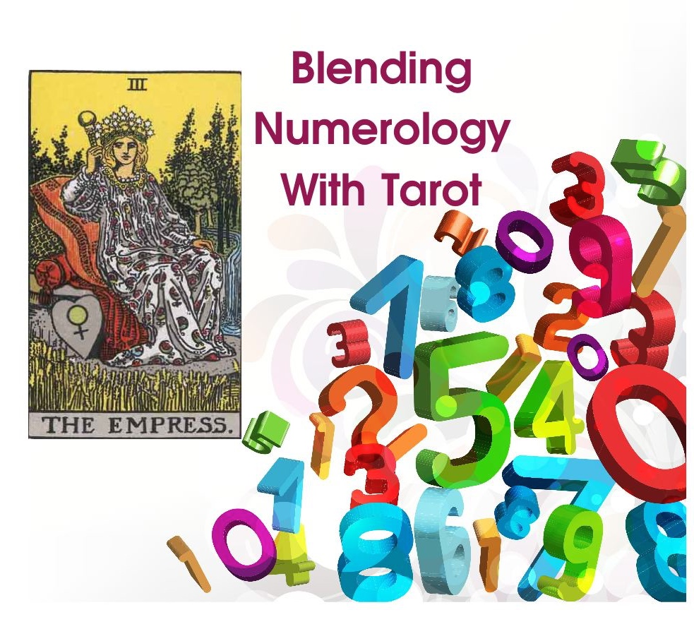 BlendingTarotNumerology