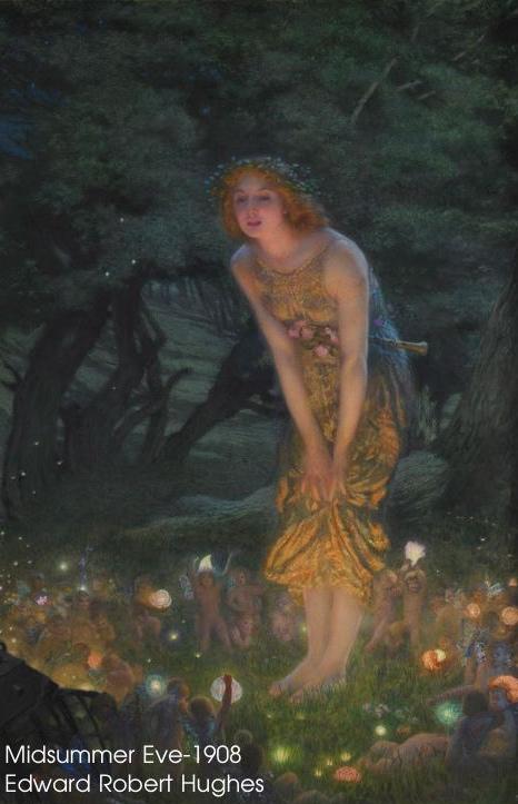 Midsummer Eve-1908